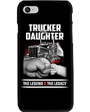 Trucker and Daughter - The Legend and The Legacy Phone Case thumbnail