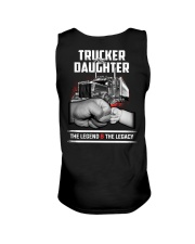 Trucker and Daughter - The Legend and The Legacy Unisex Tank thumbnail