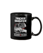 Trucker and Daughter - The Legend and The Legacy Mug thumbnail