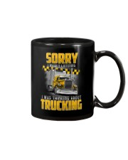 Trucker Clothes - Trucker Sorry I wasn't listening Mug thumbnail
