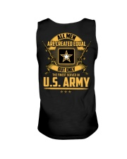 US Army -  Only Finest Men Served In US Army Unisex Tank thumbnail
