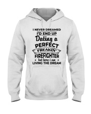 Shirts For Firefighter's Girlfriend-182U1D21108 Hooded Sweatshirt thumbnail