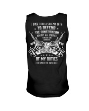 I Once Took A Solemn Oath T-shirt Hoodie  Unisex Tank back