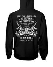 I Once Took A Solemn Oath T-shirt Hoodie  Hooded Sweatshirt tile