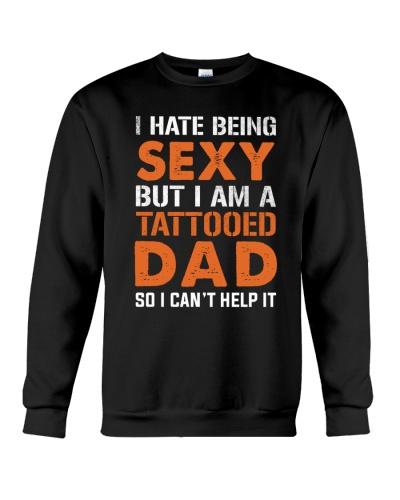 SEXY TATOOED DAD