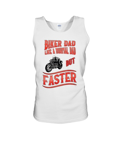 BIKER DAD like a normal Dad but Faster