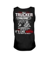 Trucker clothes-Once a Trucker always be a trucker Unisex Tank thumbnail