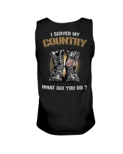 I Served My Country  Unisex Tank thumbnail