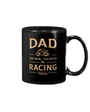 DAD The Man The Myth The Racing Legend Mug thumbnail