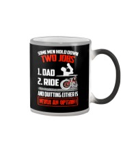 Some Men Hold Down Two Jobs Color Changing Mug thumbnail
