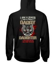 BIKER-DADDY-DAUGHTER Hooded Sweatshirt thumbnail