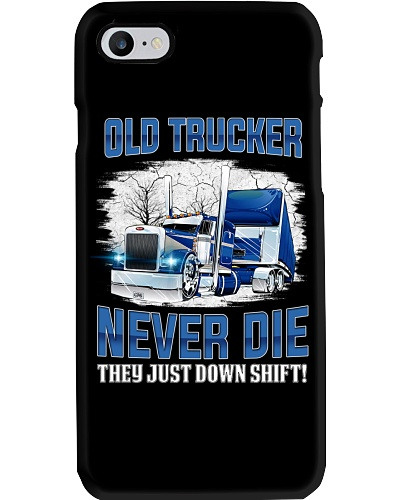 OLD TRUCKER NEVER DIE