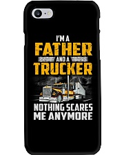 18 Wheels Truck Clothes - Nothing scares me Phone Case thumbnail