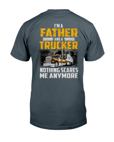 18 Wheels Truck Clothes - Nothing scares me