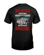 Trucker Clothes - My Office Amazing Classic T-Shirt thumbnail