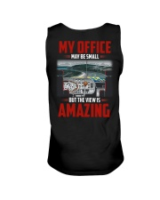 Trucker Clothes - My Office Amazing Unisex Tank thumbnail