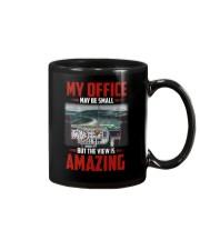 Trucker Clothes - My Office Amazing Mug thumbnail