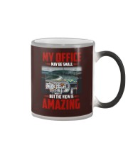 Trucker Clothes - My Office Amazing Color Changing Mug thumbnail