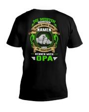 Die Meisten Menschen Rufen Mich Biem Namen V-Neck T-Shirt thumbnail