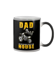 Dad I'm The Oldest Kid In The House Color Changing Mug thumbnail