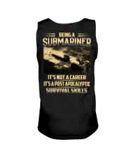 Being A Submarine  Unisex Tank thumbnail