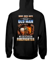 Let This Old Man Shirt For Firefighter-122U1D51101 Hooded Sweatshirt tile
