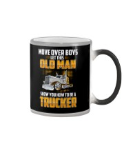 Let This Old Man Shirt For Firefighter-122U1D51101 Color Changing Mug thumbnail