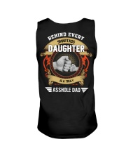 Behind Every Smartass Daughter Is A Asshole Dad Unisex Tank thumbnail