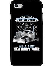 Trucker Clothes - I'm pretty confident Phone Case thumbnail