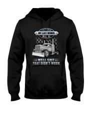 Trucker Clothes - I'm pretty confident Hooded Sweatshirt thumbnail