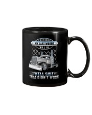 Trucker Clothes - I'm pretty confident Mug thumbnail
