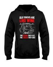 OLD TRUCKS ARE LIKE WINE  Hooded Sweatshirt thumbnail