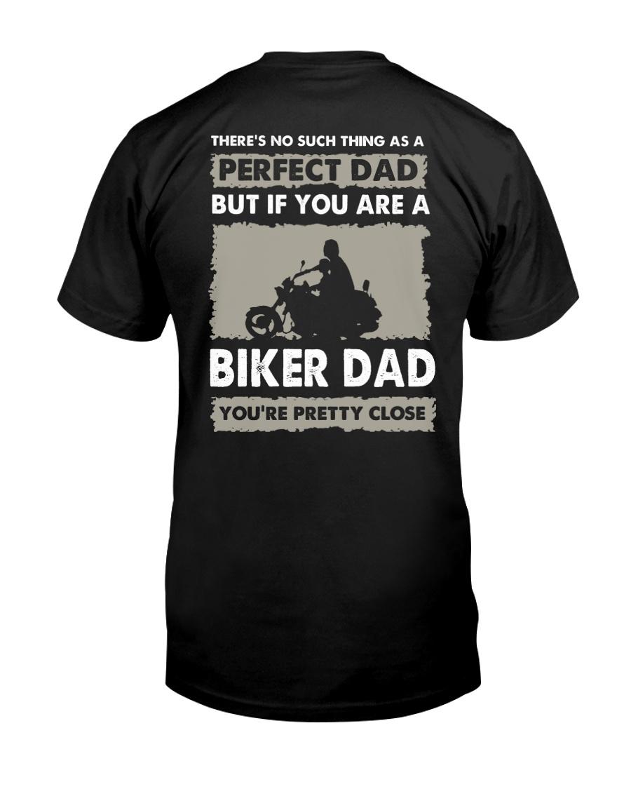PERFECT DAD BIKER DAD Classic T-Shirt