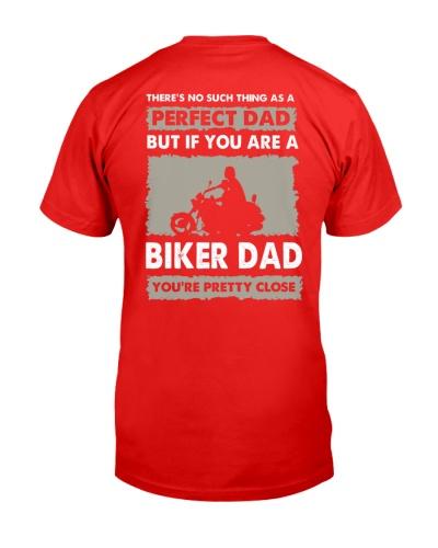 PERFECT DAD BIKER DAD
