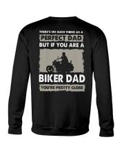 PERFECT DAD BIKER DAD Crewneck Sweatshirt tile