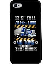 Trucker Clothes - Container Truck 70 Feet Phone Case thumbnail
