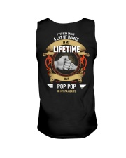 I've Been Called A Lot Of Names In Life PopPop Unisex Tank tile
