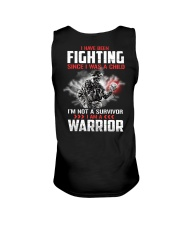 I Am Not A Survivor I Am A Warrior Unisex Tank tile