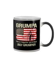 Grumpa Like A Regular Grandpa Color Changing Mug thumbnail