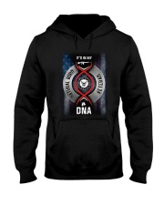 Veteran In My DNA  Hooded Sweatshirt tile