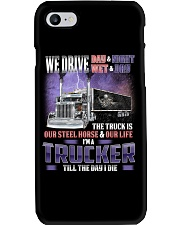 We drive day and night wet and dry Phone Case thumbnail
