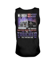 We drive day and night wet and dry Unisex Tank thumbnail