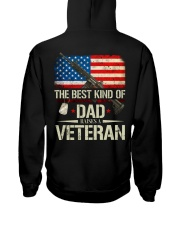 The Best Kind Of Dad Raises A Veteran Hooded Sweatshirt thumbnail