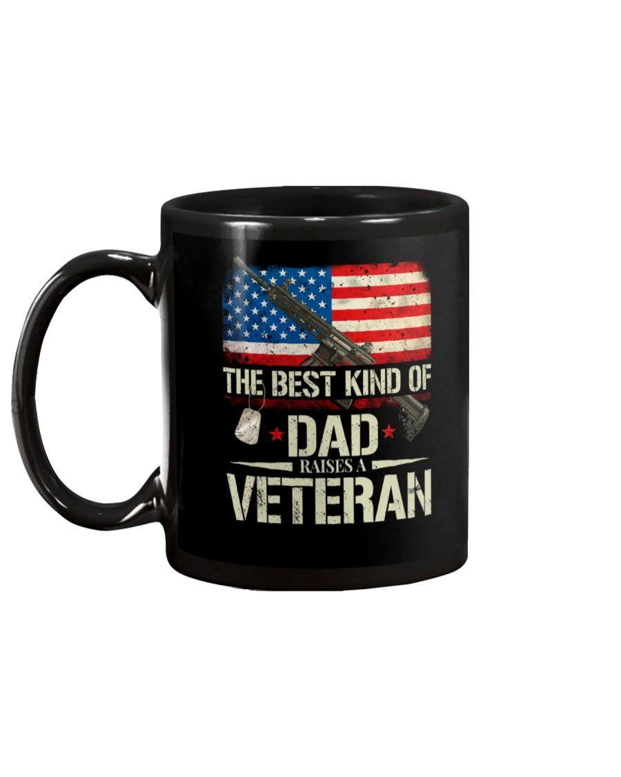 The Best Kind Of Dad Raises A Veteran Mug