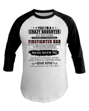 Shirts For Firefighter's Daughter-192U1D31109 Baseball Tee thumbnail