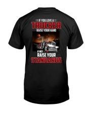 If you love a Trucker Classic T-Shirt back