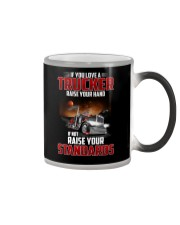 If you love a Trucker Color Changing Mug thumbnail