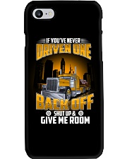 Trucker Clothes  - If you never driven one Phone Case thumbnail