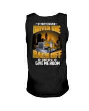 Trucker Clothes  - If you never driven one Unisex Tank thumbnail