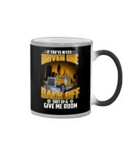 Trucker Clothes  - If you never driven one Color Changing Mug thumbnail